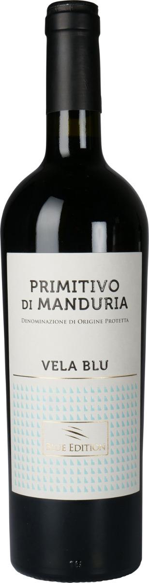 Primitivo di Manduria Vela Blu 2018