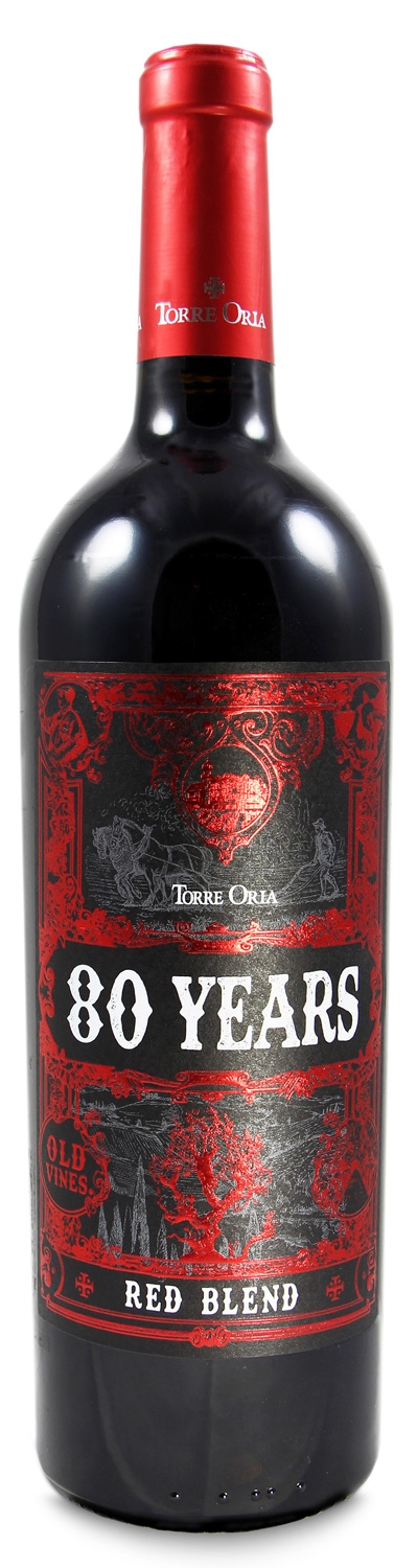 Torre Oria 80 Years Red Blend 2016