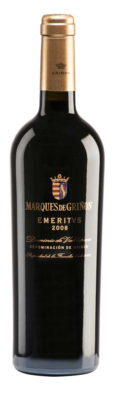Marques de Grinon Emeritus 2011