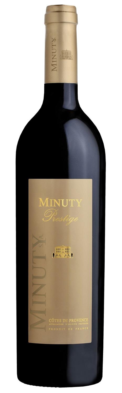 Minuty Prestige Rouge 2018