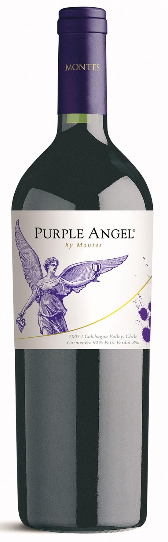 Montes Purple Angel 2017