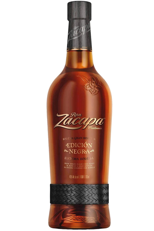 Rum Ron Zacapa Edicion Negra