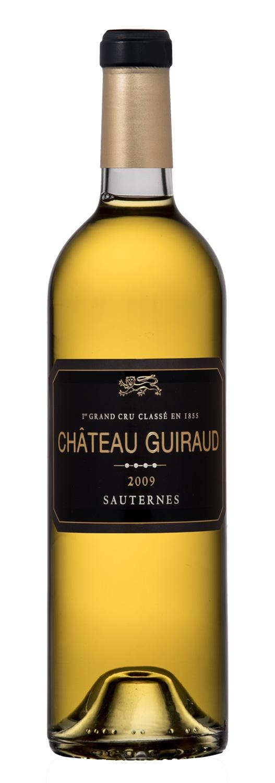 Sauternes Chateau Guiraud 1er Grand Cru Classe 2009