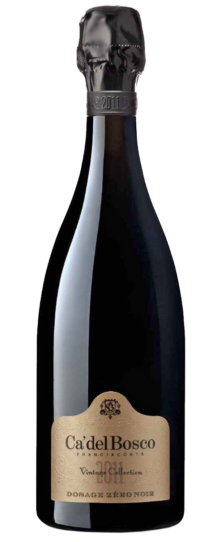 Ca del Bosco Franciacorta Vintage Collection 2011 Dosage Zero Noir