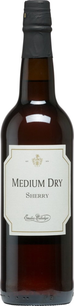 Emilio Hidalgo Medium Dry Sherry