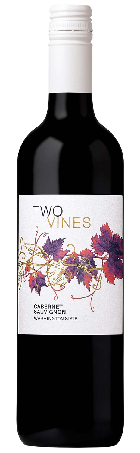 Two Vines Cabernet Sauvignon 2017