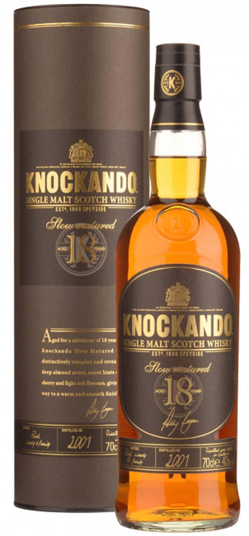 Schottischer Whisky Knockando Speyside Single Malt