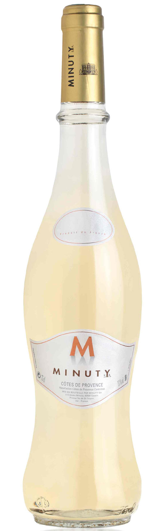 Chateau Minuty Cuvee M Blanc 2019