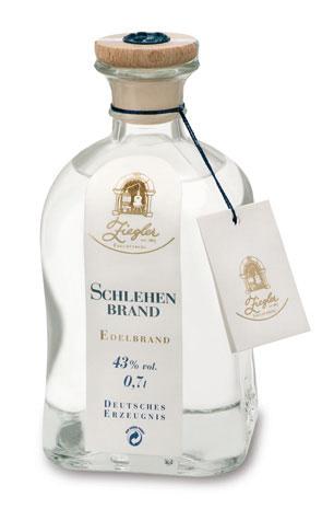 Ziegler Schlehen Brand 0,7 liter