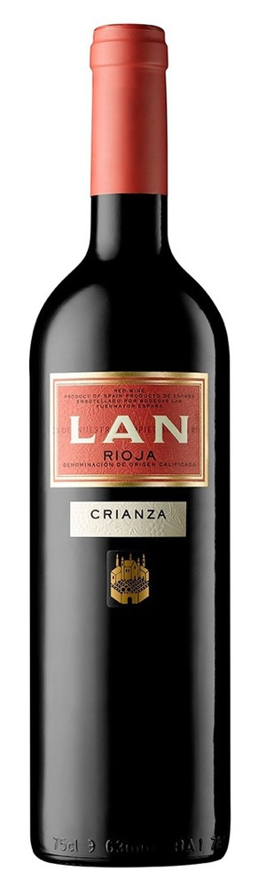 LAN Rioja Crianza 2017