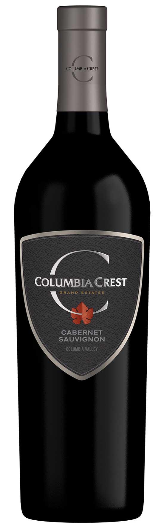 Columbia Crest Grand Estates Cabernet Sauvignon 2017