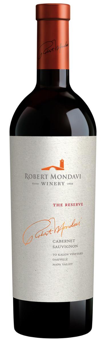 Robert Mondavi Winery Reserve To Kalon Vineyard Cabernet Sauvignon 2014