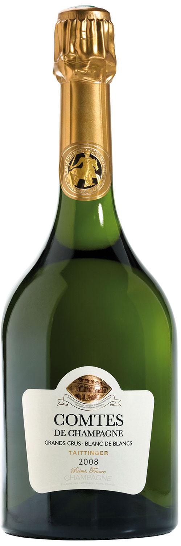 Taittinger Comtes de Champagne Blanc de Blanc 2008