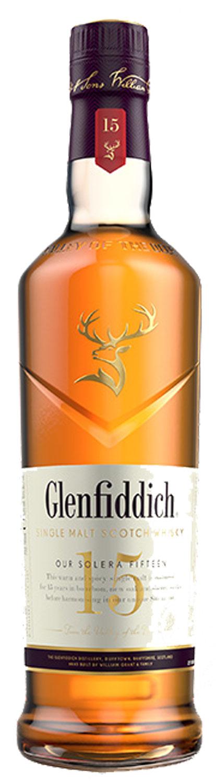 Glenfiddich 15 Whisky