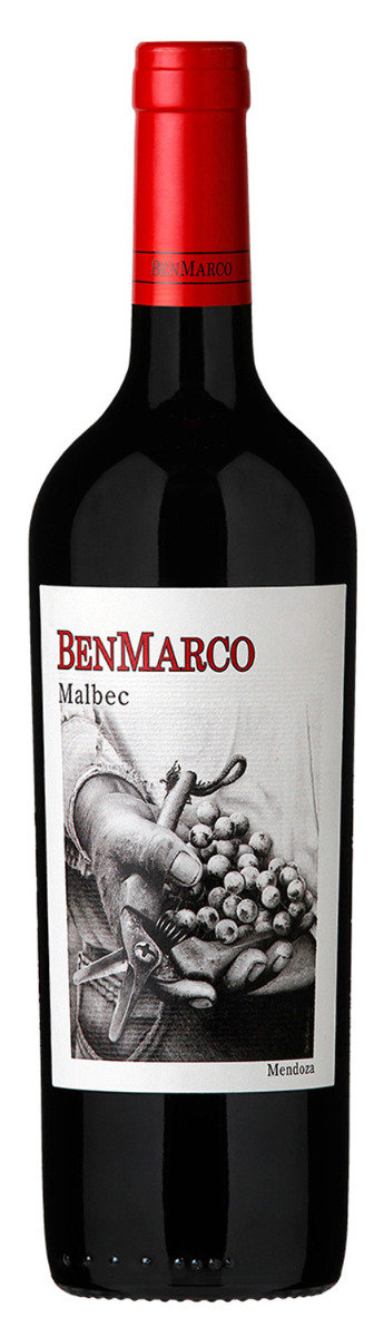Benmarco Malbec 2016