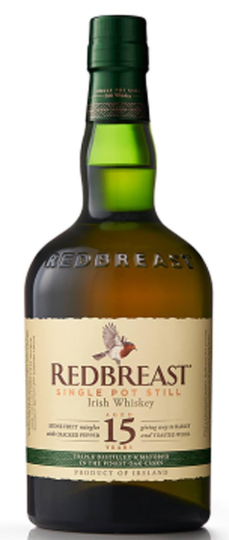 Redbreast 15 Whiskey