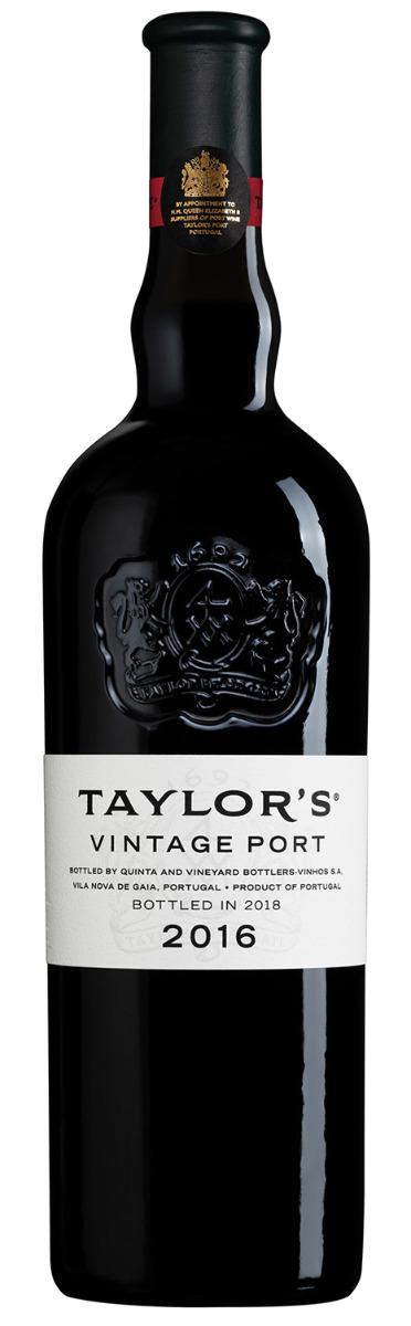 Taylor's Vintage Port 2016 Portwein