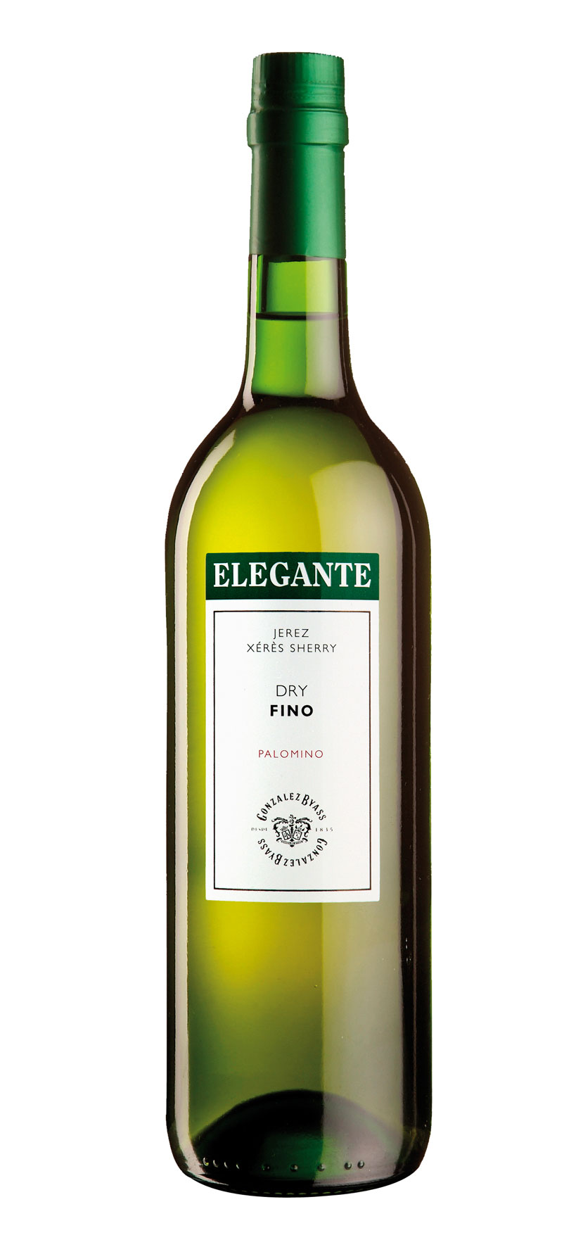 Elegante Dry Fino Gonzalez Byass