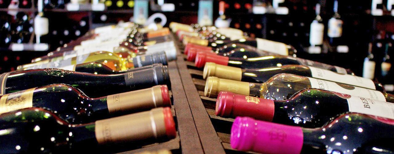 Weinbesorgung bei Vinum Nobile