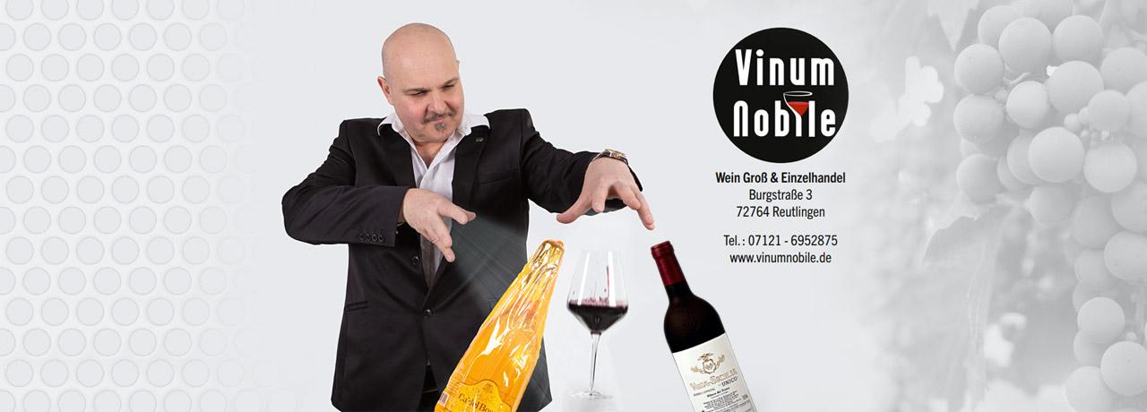 Magische Weinmomente bei Vinum Nobile