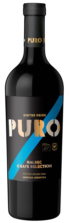 Dieter Meier Puro Malbec Grape Selection 2016