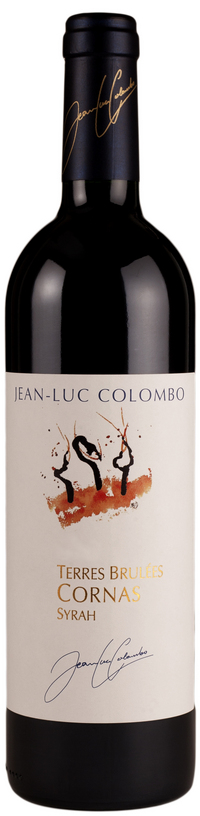 Jean Luc Colombo Terres Brulees Cornas Syrah 2008