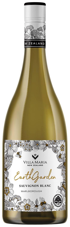 Neuseeländischer Weißwein Villa Maria Earthgarden Sauvignon Blanc 2020
