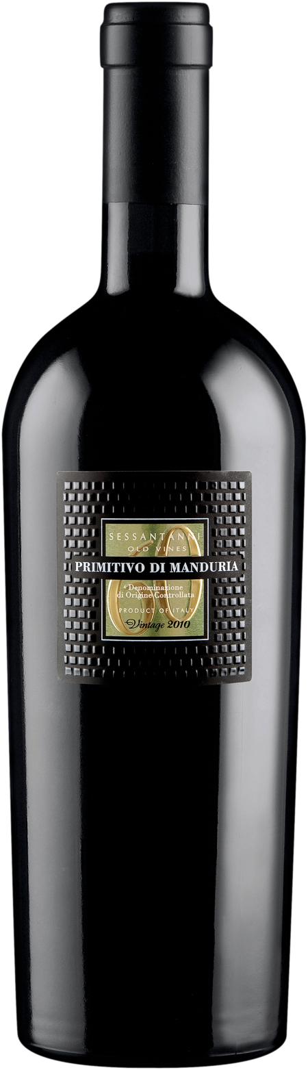 Sessantanni Old Vines Primitivo di Manduria 60 Magnum Vintage 2017
