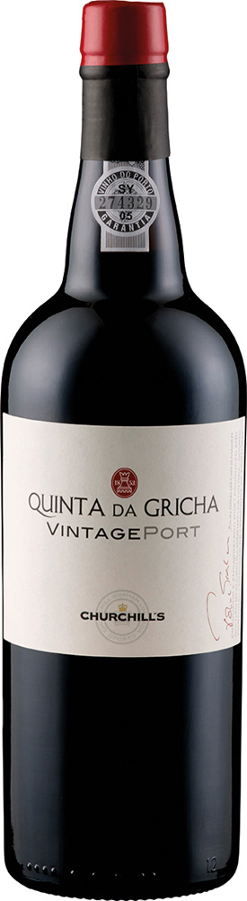 Quinta da Gricha Vintage Port 2015 Churchill´s