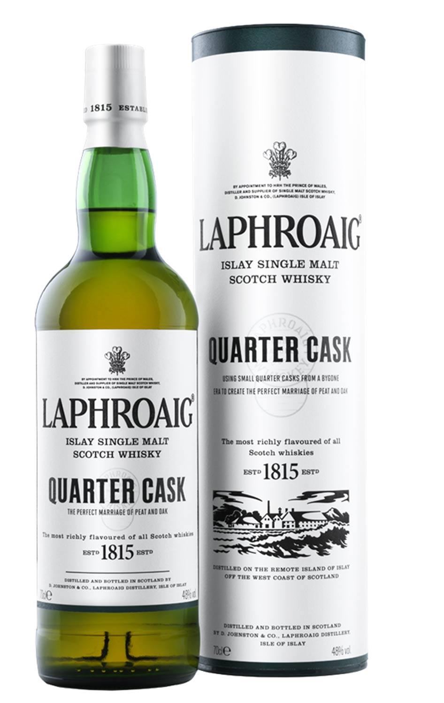 Laphroaig Quarter Cask. Schottischer Whisky