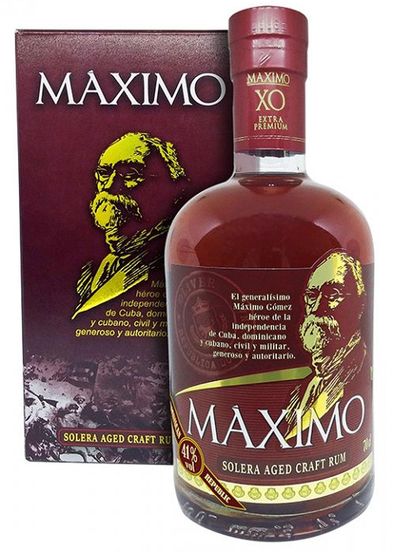 Ron MAXIMO XO Extra Premium Rum