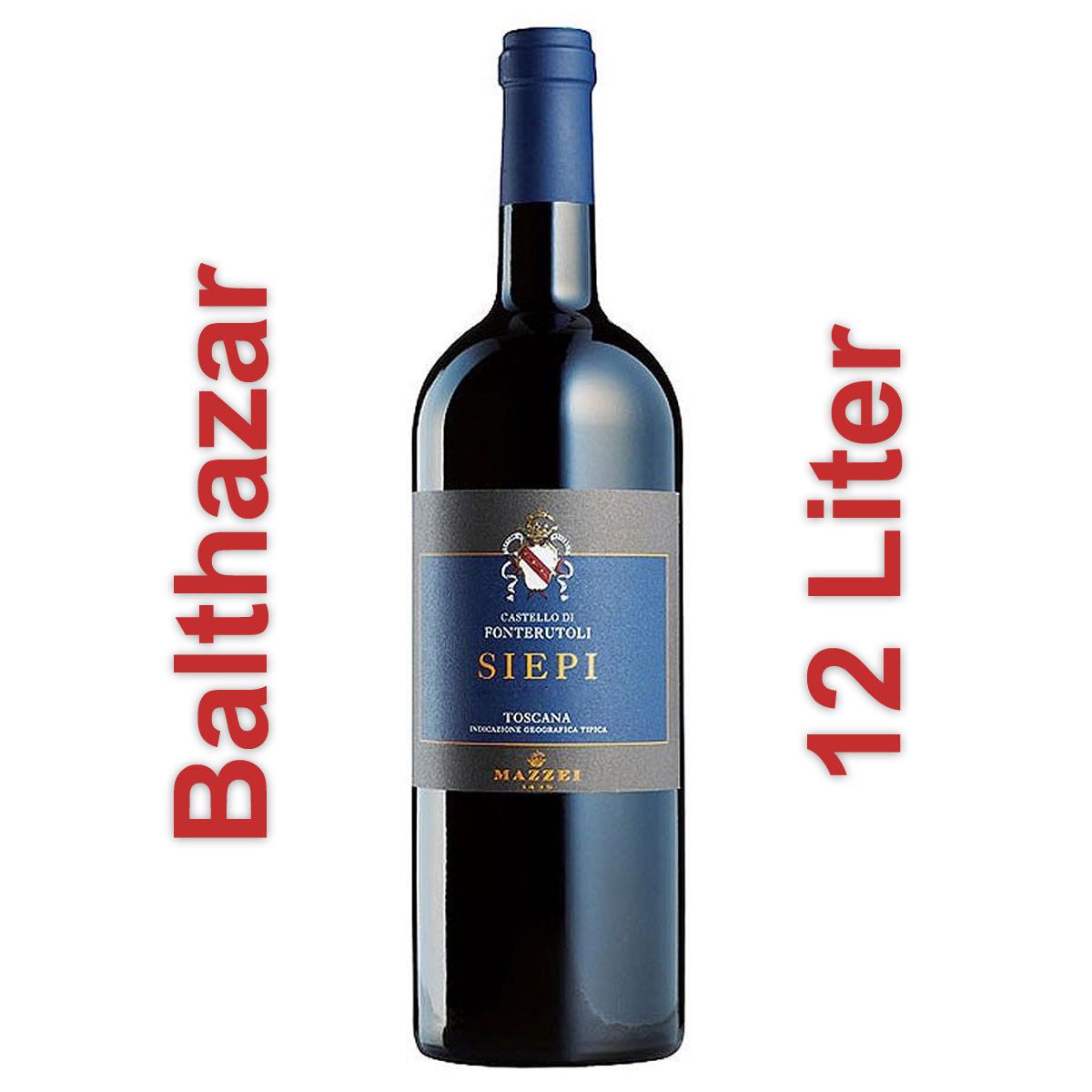 Mazzei Siepi 2015 Balthazar (12 Liter)