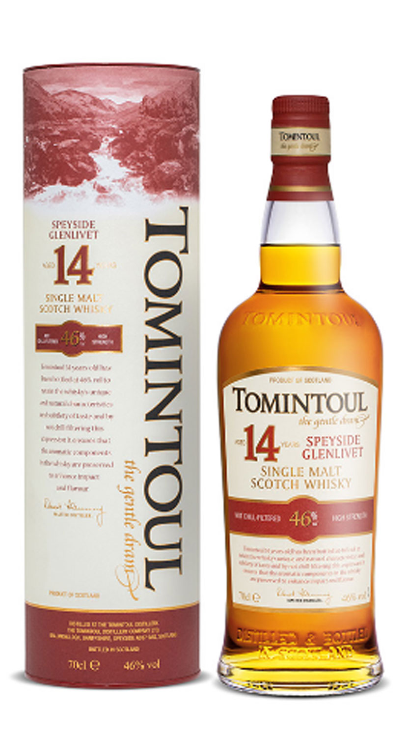 Tomintoul 14 Whisky