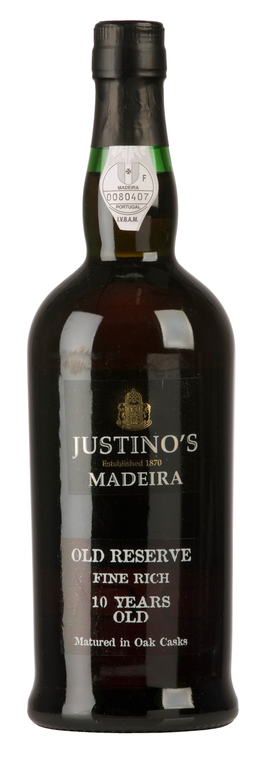 Old Reserve Fine Rich 10 Years Old Madeira