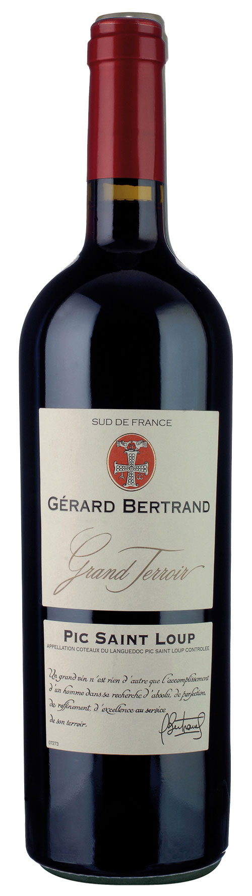 Gerard Bertrand Pic Saint Loup Grand Terroir 2018