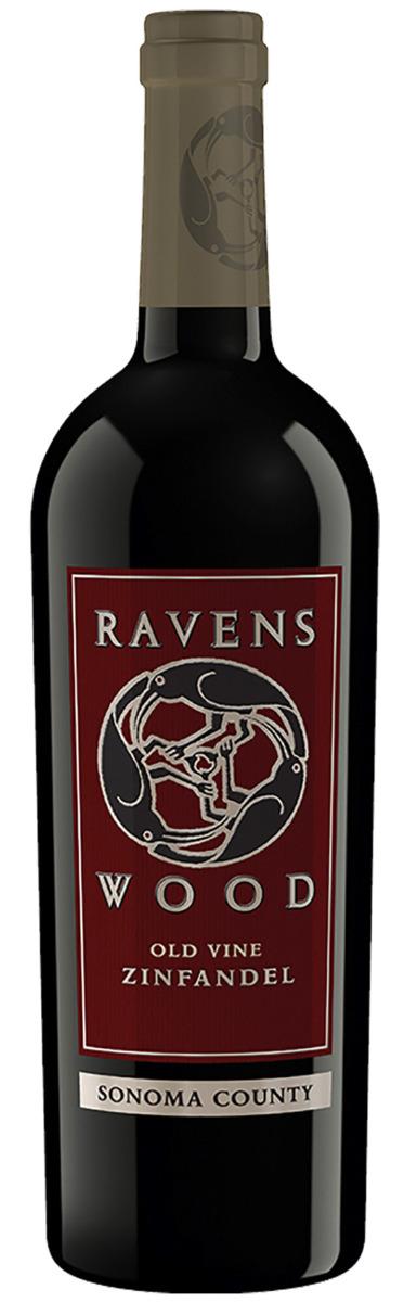 Ravenswood Old Vine Zinfandel Sonoma County 2016