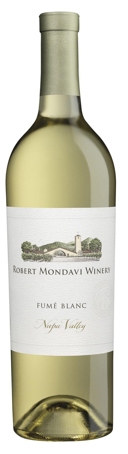 Robert Mondavi Winery Napa Valley Fume Blanc 2018