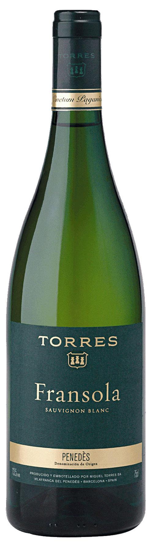 Torres Fransola Sauvignon Blanc 2019