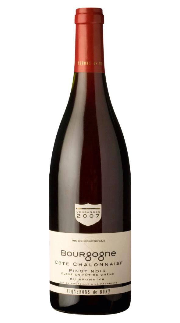 Bourgogne Cote Chalonnaise Pinot Noir Buissonnier 2018