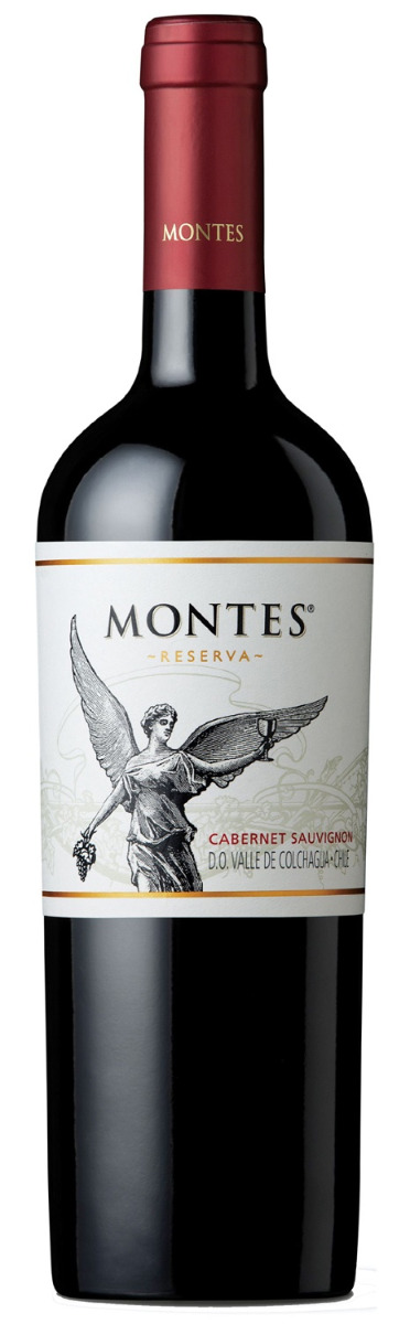 Montes Reserva Cabernet Sauvignon 2019