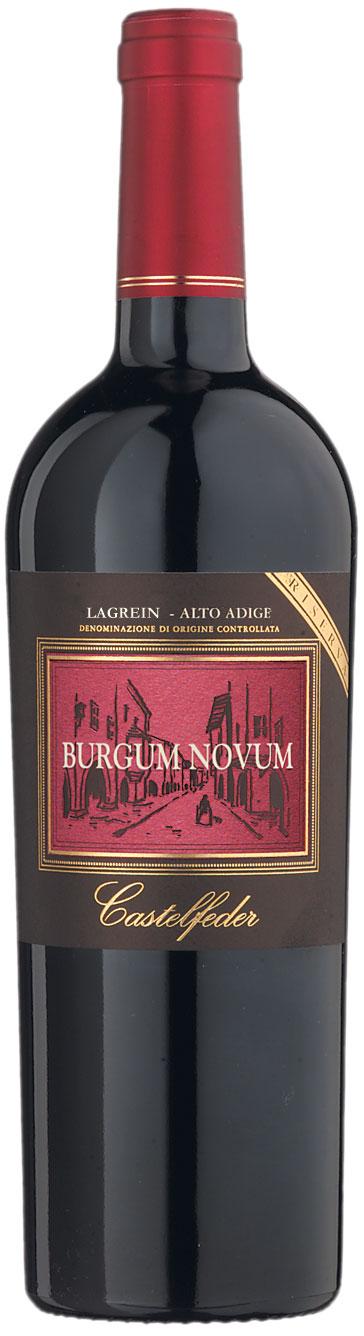 Castelfeder Burgum Novum Lagrein 2016