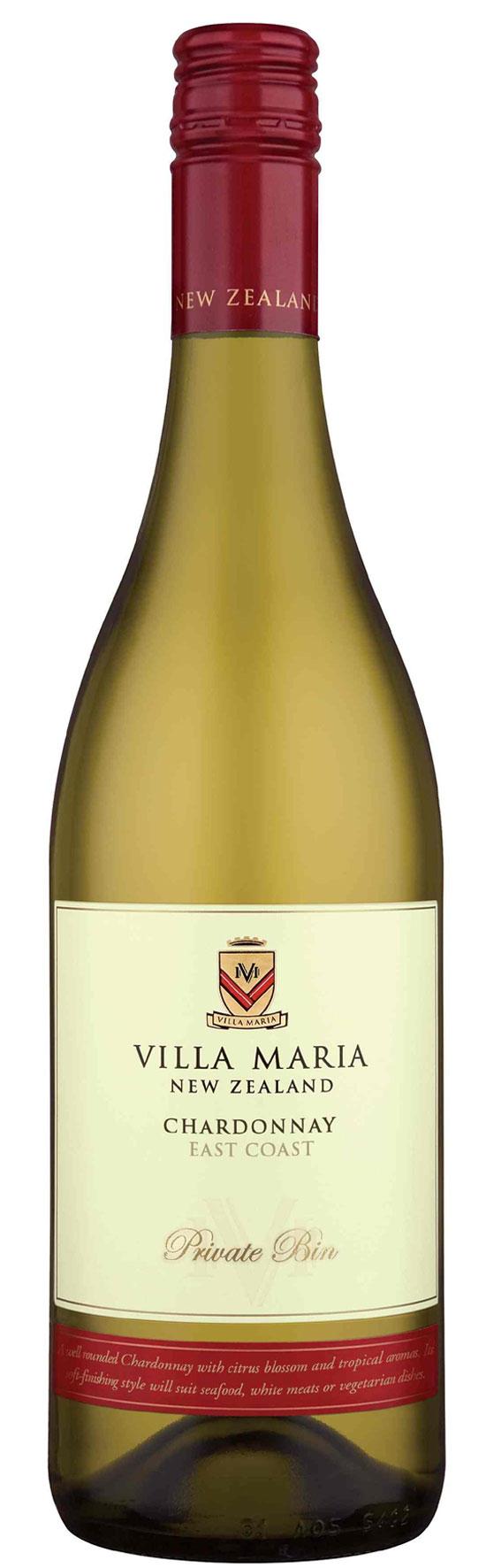 Villa Maria Private Bin Chardonnay Gisborne 2018