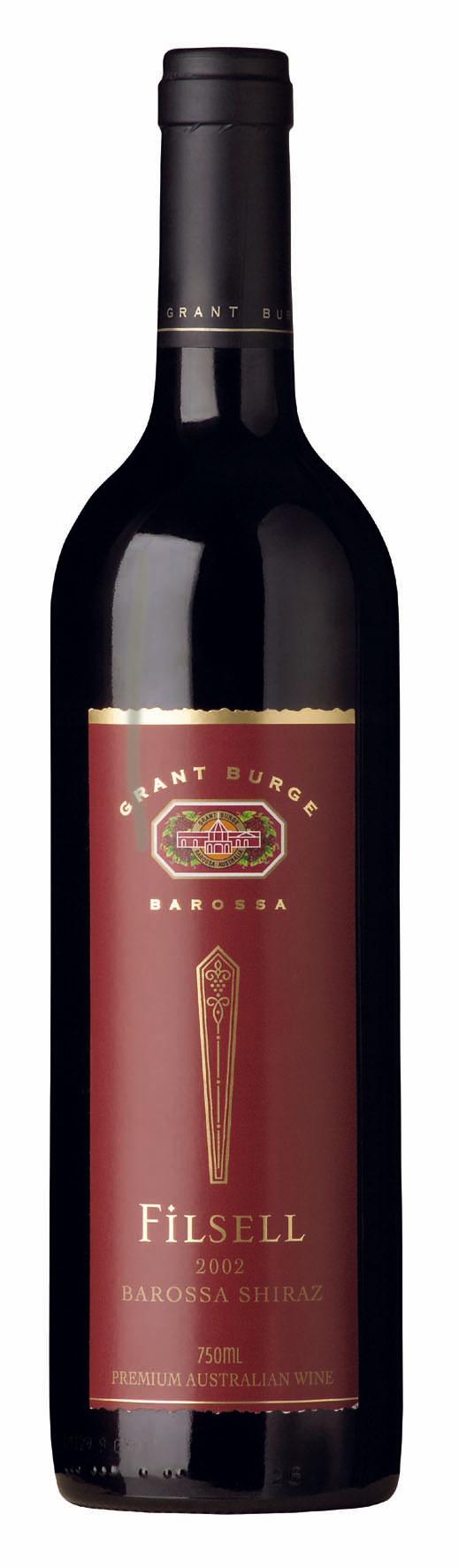 Filsell Barossa Old Vine Shiraz 2016 Grant Burge
