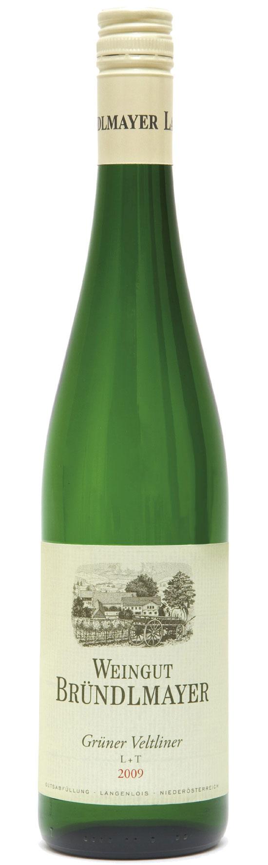 Weingut Bründlmayer Grüner Veltliner L & T 2019