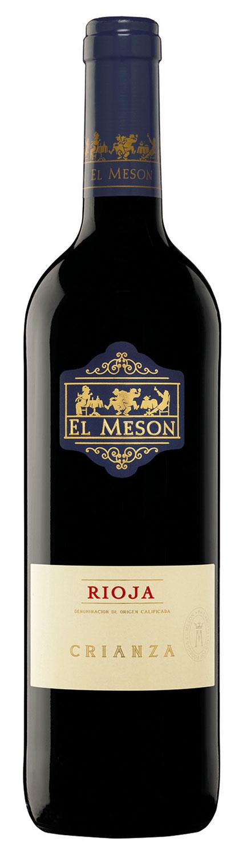 El Meson Rioja Crianza 2016