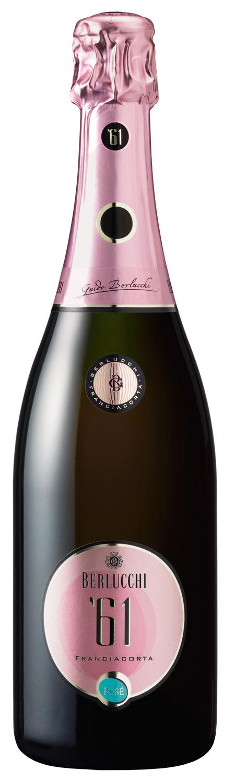 Franciacorta Berlucchi 61 Rosé
