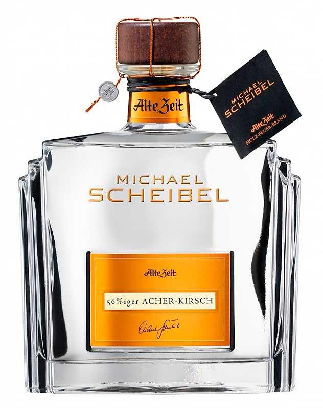 Michael Scheibel Alte Zeit 56%iger Acher-Kirsch
