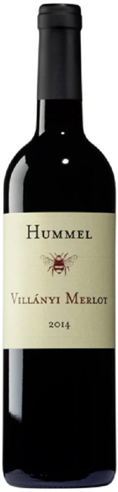 Hummel Villanyi Merlot 2014