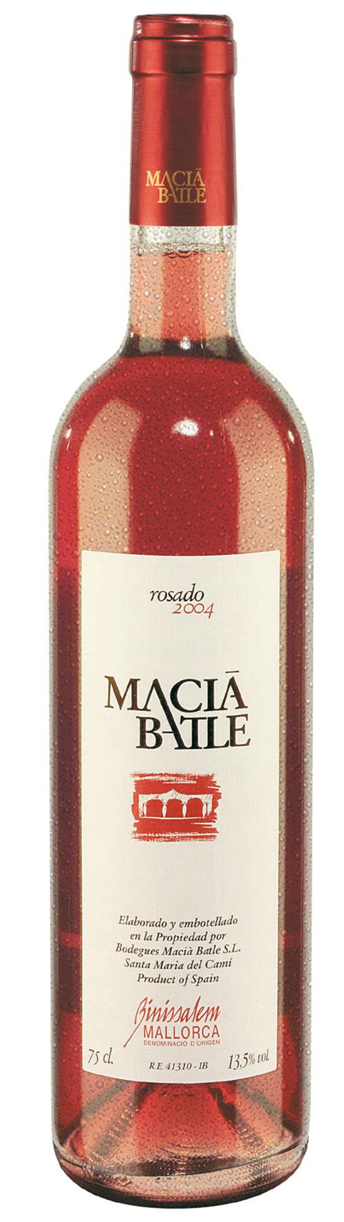 Macia Batle Rosado 2019