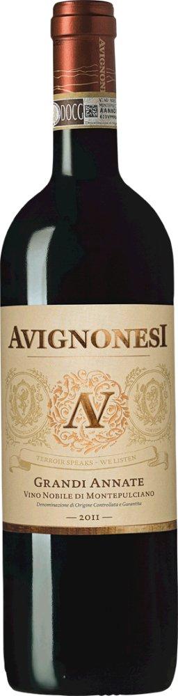 Avignonesi Grandi Annate Vino Nobile di Montepulciano 2011